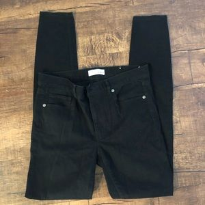 Loft Black Skinny Pants